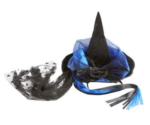 (Northeast Home Goods Halloween Witch's Hat (Black and)