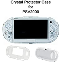 SNNC PlayStation Vita 2000 Full cover Skin Crystal Clear...