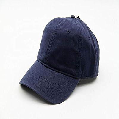 sdssup Gorra de béisbol Femenina Gorra Azul Oscuro Ajustable ...