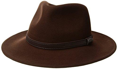 Pendleton Men's Outback Hat, Fall Brown, XL