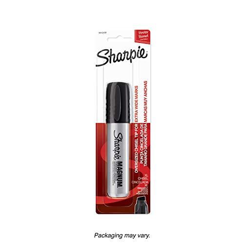 Sharpie Marker Costumes - Sharpie 44101PP Magnum Permanent Marker, Chisel