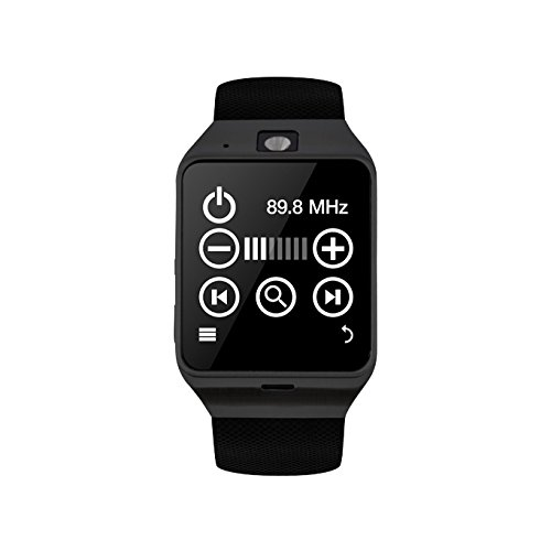 Ora PRISMAWATCH - Smartwatch, color negro