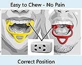 JAWLINER Jaw Exerciser/Neck Toning, Define Your