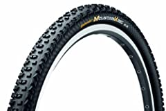 Now in its second reign, the Mountain King II strengthens its rule over the all-round trail bike market. Available in 2.2 & 2.4, superb braking traction and optimum cornering are guaranteed in all types of conditions. The tread lug arrang...