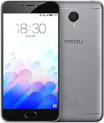 MEIZU M3 Note Helio P10 Octa Core 1.8GHz 5.5inch 2+16GB Gris: Amazon.es: Electrónica