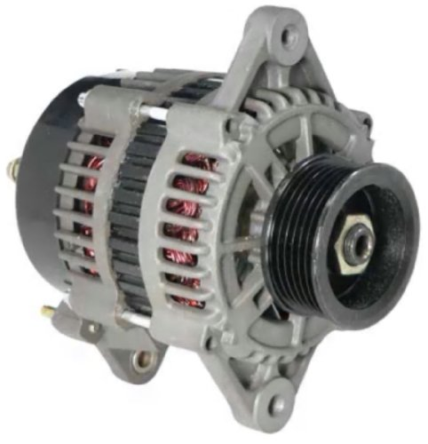 New SAEJ1171 Certified Marine Alternator for Mercruiser Model 900SC w GM9.0L 542ci 1999 2000 2001 2002 99 00 01 02 Stern Drive Model 3.0 3.0LX w 3.0L 181ci 4 cyl 99 00 01 02 03 04 05 06 19020600