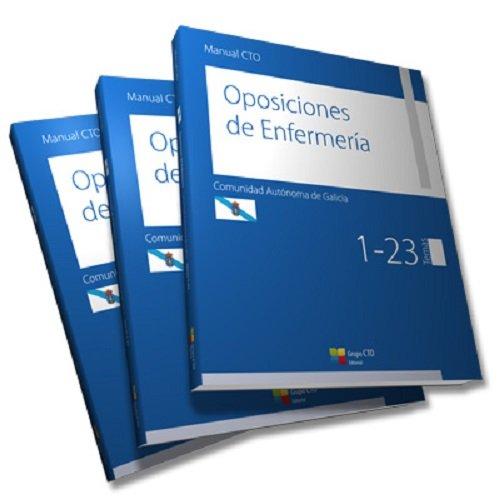 Descargar Libro Manual Cto Oposiciones De Enfermería Comunidad Autónoma De Galicia: 1,2,3 Cto Editorial