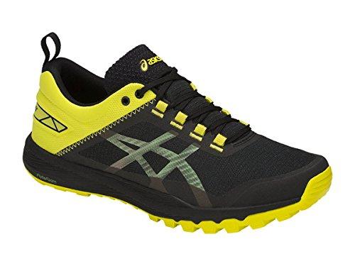 Asics Performance-Zapatillas de deporte. 9097 BLACK/CARBON/SULPHUR SPRI