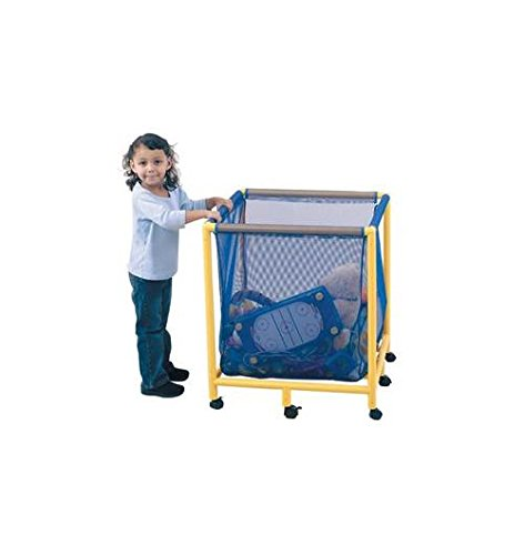 Square Mobile Equipment Toy Box
