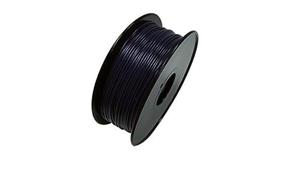 3d impresora filamento 1.75 mm PLA 1 kg bobina (cambia de color ...