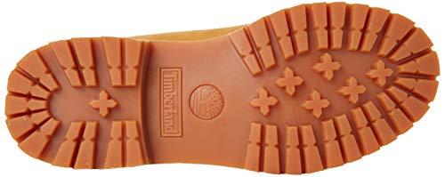 Timberland Damen 6 Zoll Premium wasserdicht Stiefel, Gelb (Wheat Nubuck), 38 EU 4