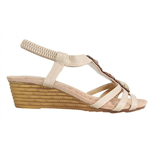 852 Sandali Urban B Beige Per Boundaries Donna ZSPq5nPHw