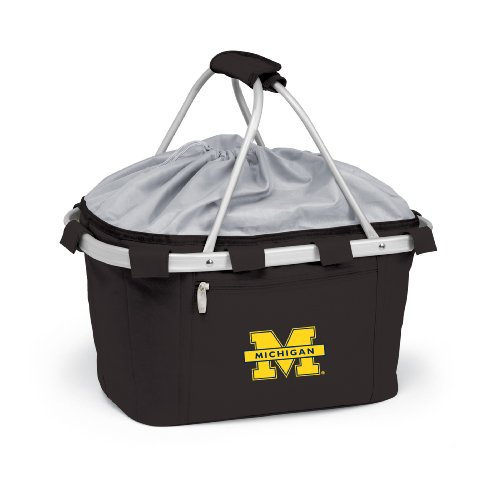 PICNIC TIME NCAA Michigan Wolverines Metro Basket