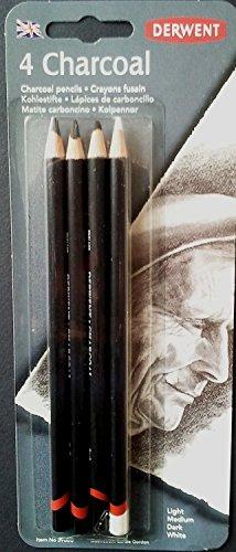 Derwent Charcoal Pencil Set Charcoal Pencil Set by Derwent