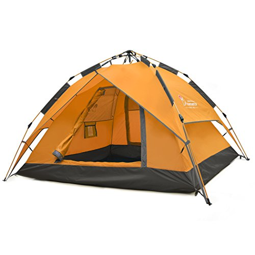 Mountaintop Watreproof 3 Season Tents for Camping/2 Person Camping Tent/Backpacking Tents with Carry Bag
