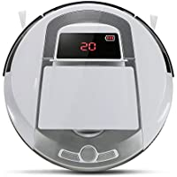 EVERTOP Robot Sweeper, Intelligent Automatic Floor Cleaner with Cliff Detection Sensor (Upgraded Version)