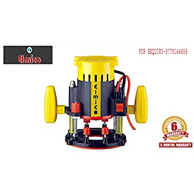Elmico Router Machine 8MM (Made in India) 6