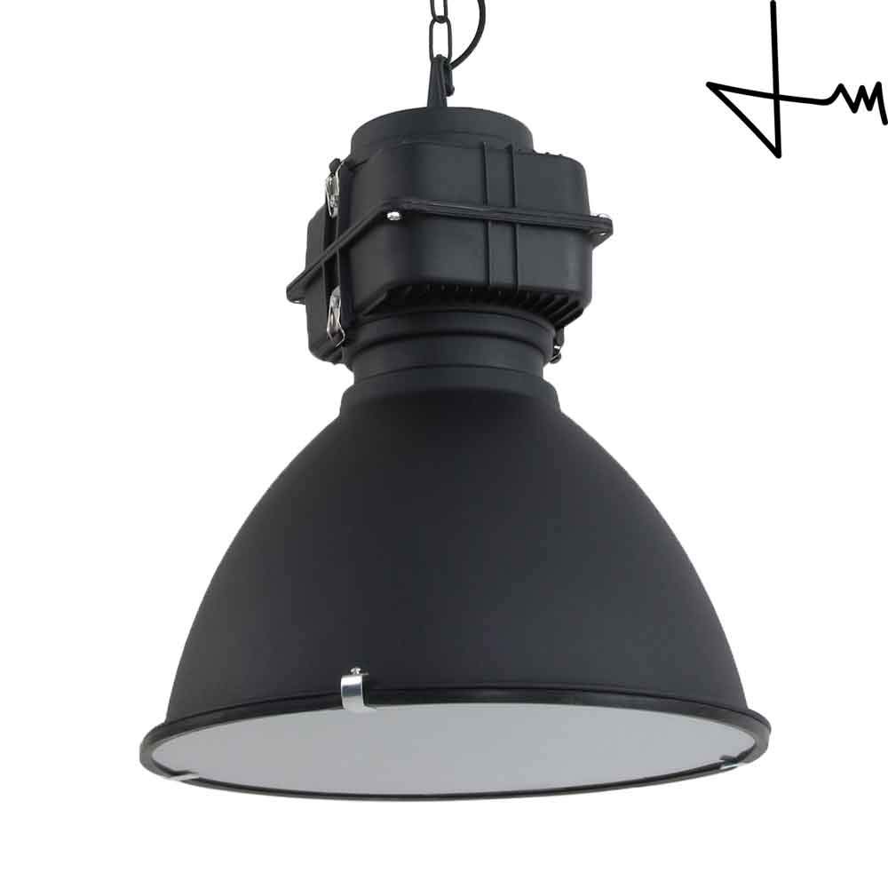 Mexlite series large industrial style designer light fixture designed by thomas mark black 1 light industrial pendant amazon com