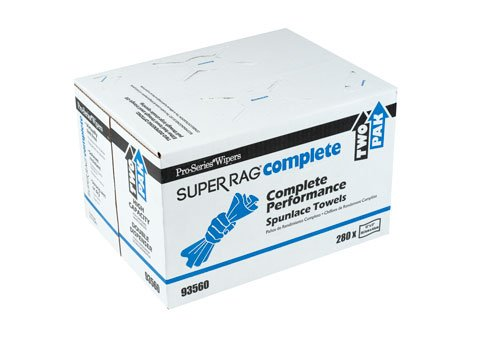 Box of Lint Free Rags - 12