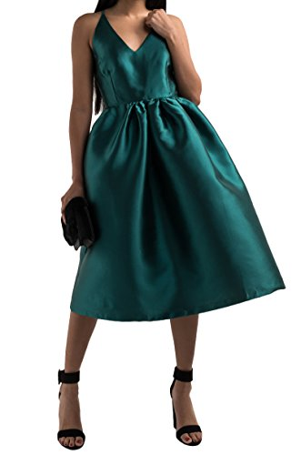 akira green dress - 6