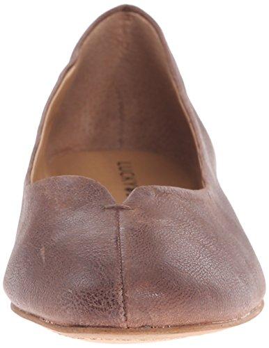 Suerte de la mujer finorah Ballet Flat Nutmeg