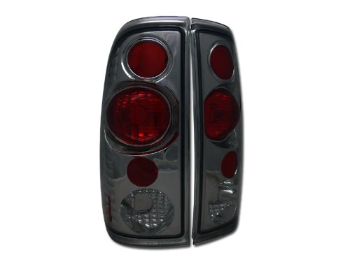 Euro Altezza Tail Lights Lamps - 4