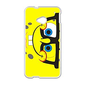 Cute Ponge Bob Squarepants Design Best Seller High Quality Phone Case For HTC M7
