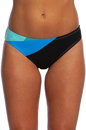 La Blanca Women's Hipster Bikini Swimsuit Bottom, Blue//Sips/Slices, ()