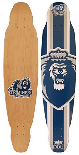 on University Longboard Skateboard Deck ODU Longboard Deck -DECK ONLY- ()