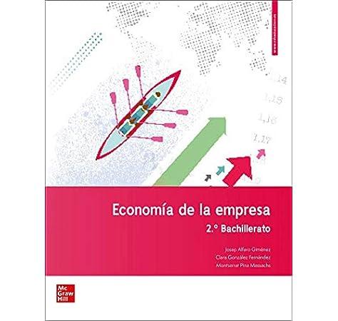 LA Economia de la empresa 2 BACH: Amazon.es: ALFARO, JOSEP: Libros