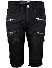 Amazon.com: Black - Denim / Shorts: Clothing, Shoes & Jewelry