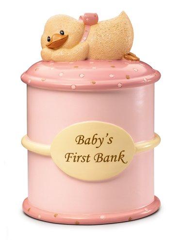 Russ Berrie Baby's First Money Bank - 1