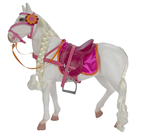 Our Generation From Hair to There Camarillo Horse and Accessories for 18-Inch Dolls ()