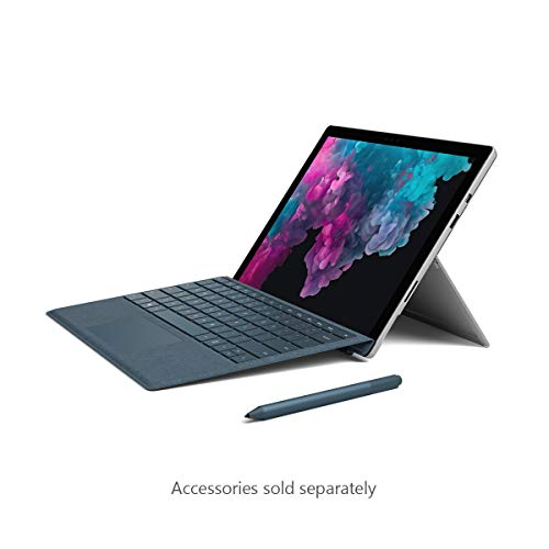 Microsoft Surface Pro 6 (Intel Core i5, 8GB RAM, 128GB) - Newest Version, - Microsoft New Tablet