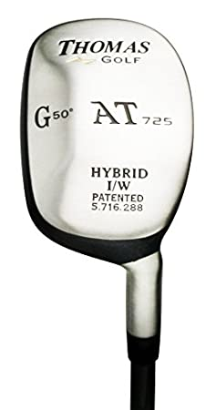 Amazon.com: Hybrid Gap Wedge (, 50 grados,) – Regular Flex ...