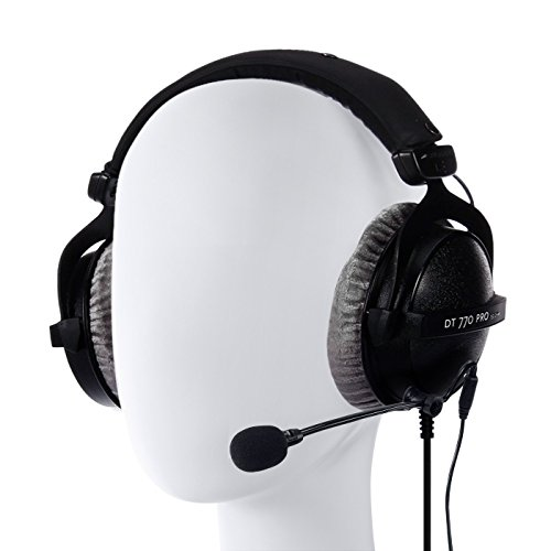 41TXsZygBaL - beyerdynamic DT 770 Pro 80 Limited Edition Headphones, Black