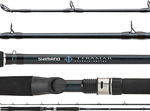 Shimano Teramar Northeast TMCE76H Casting Rod