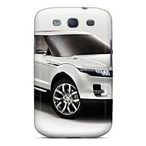 Premium Protection Land Rover Lrx Concept 4 Case Cover For Galaxy S3- Retail Packaging