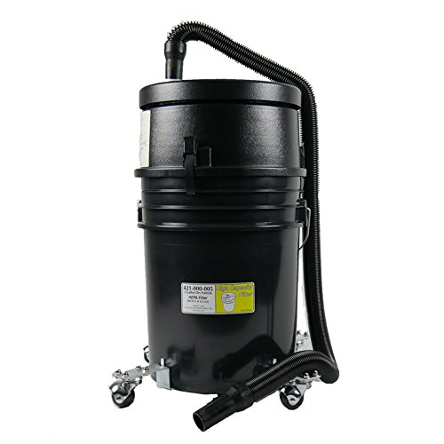- Atrix - ATIHCTV5CT ESD Safe 5 Gallon Bucket Style Vacuum - Corded