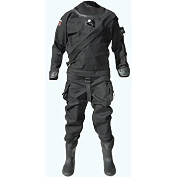 Pinnacle Evolution 2 Hombre front-entry traje seco, Negro ...