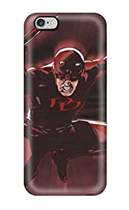 Tpu Case Cover Compatible For Iphone 6 Plus/ Hot Case/ Daredevil