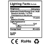 Sterl Lighting – 40 Watts R14 Bulb E26 Standard