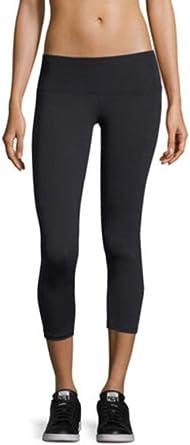 NEW Athletic Seamless Active Waistband Yoga Gym Capri Pants Women Capri Cropped