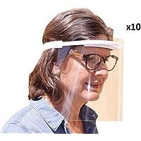 KMINA PRO - Pantalla Protección Facial Transparente (Pack