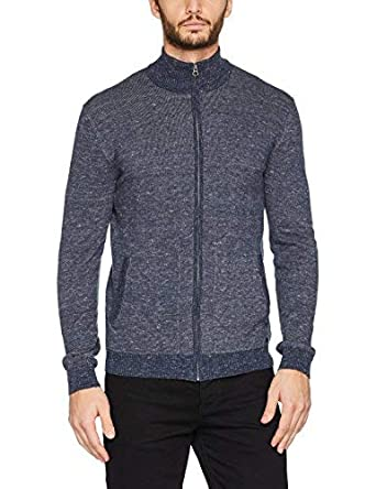 Esprit 107ee2i008 suéter, Azul (Navy 400), X-Large para Hombre ...