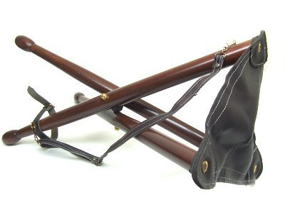 Miscellaneous seggiolino piedi in legno sgabello portatile