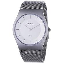 Bering Time Men's Slim Watch 11935-000 Classic