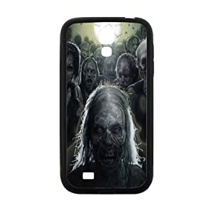 QQQO THE WALKING DEAD Phone Case for Samsung Galaxy S4
