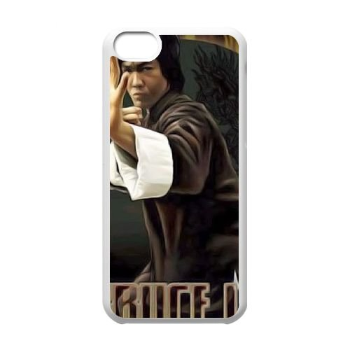 Bruce Lee Quotes Absorb What Is Useful S9C55Q6PL coque iPhone 5c case coque white 4773P4