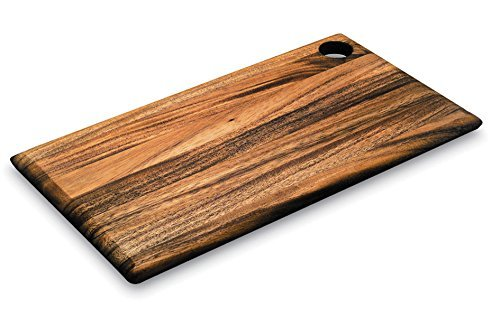Everyday Cutting Board, Acacia Wood by Ironwood Gourmet